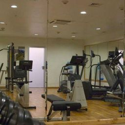 Wellness/fitness Moscow Marriott Tverskaya Hotel Fotos