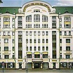 Moscow Marriott Tverskaya Hotel Moskwa