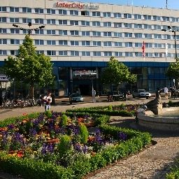 Vista exterior InterCityHotel Fotos