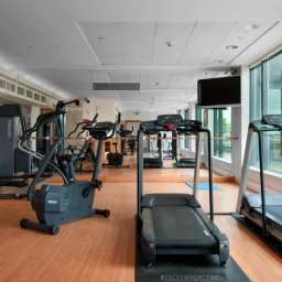 Wellness/fitness Hilton Paris Charles de Gaulle Airport Fotos