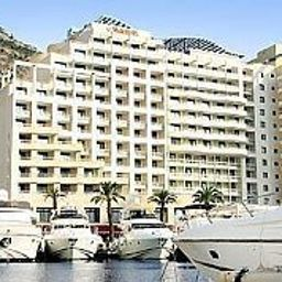 Riviera Marriott Hotel La Porte de Monaco Cap-d'Ail