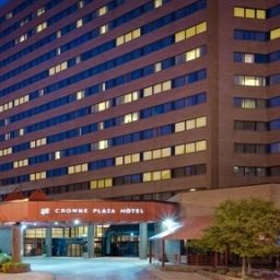 Außenansicht Crowne Plaza ALBANY-CITY CENTER Fotos