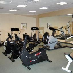 Wellness/fitness area Crowne Plaza ALBANY-CITY CENTER Fotos