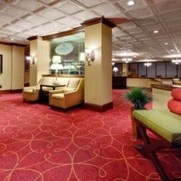 Halle Crowne Plaza ALBANY-CITY CENTER Fotos