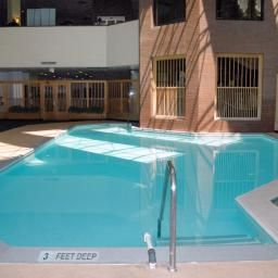 Pool Crowne Plaza ALBANY-CITY CENTER Fotos