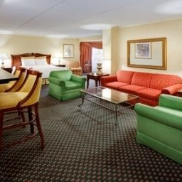 Suite Crowne Plaza ALBANY-CITY CENTER Fotos