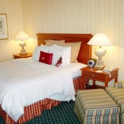 Room Crowne Plaza ALBANY-CITY CENTER Fotos