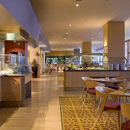 Sala colazione nel ristorante Mercure Brisbane King George Square previously Citigate KGS Fotos