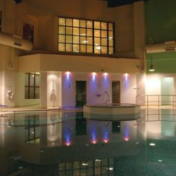 Piscine Crowne Plaza LEEDS Fotos