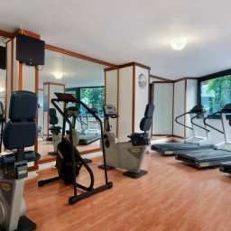 Wellness/fitness area Hilton Sorrento Palace Fotos