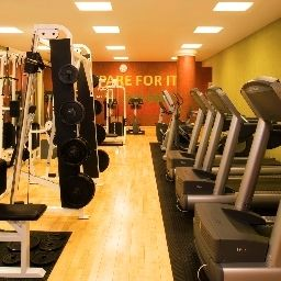 Fitness room Sheraton Fotos