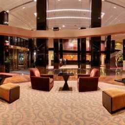 Hall Hilton Newark Airport Fotos
