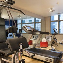 Wellness/Fitness Sofitel Paris La Défense Fotos