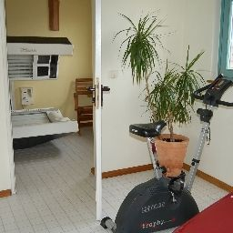Fitness room Albergo Fotos