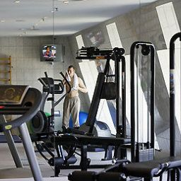 Wellness/Fitness Mercure Hotel Berlin Tempelhof Airport Fotos