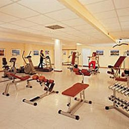 Fitness room Atahotel The Big Residence Fotos