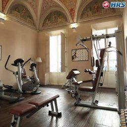 Sala fitness Cavour Grand Hotel Fotos