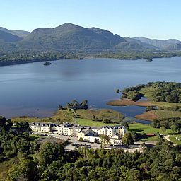 Lake Hotel on Lake Shore Killarney
