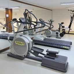 Fitness room Borsodchem Fotos