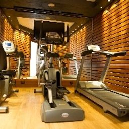 Fitness Quality Hotel Atlantic Turin Airport Fotos