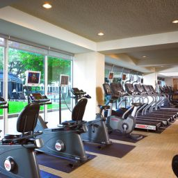 Wellness/Fitness Sheraton Gateway Los Angeles Hotel Fotos