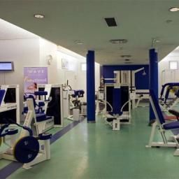 Wellness/fitness Cumulus Airport Hotel Fotos
