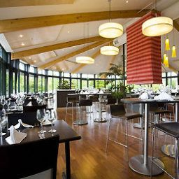 Breakfast room within restaurant Novotel Rotorua Lakeside Fotos