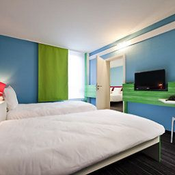 Zimmer ibis Styles Duesseldorf-Neuss (ex all seasons) Fotos