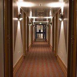 Vista interior Best Western Airport Pilotti Fotos