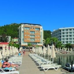 Cettia Beach Resort Даламан Siteler