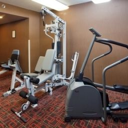 Wellness/Fitness Holiday Inn RICHMOND-I-64 WEST END Fotos
