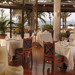 Restauracja Coral Beach Hotel & Resort Fotos