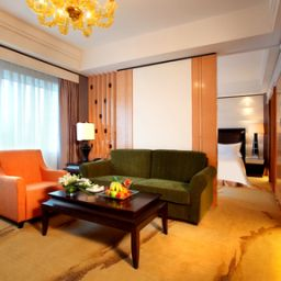 Suite Crowne Plaza CHENGDU CITY CENTER Fotos