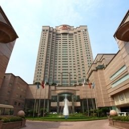 Vue extérieure Crowne Plaza CHENGDU CITY CENTER Fotos
