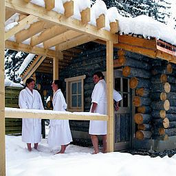 Wellnessbereich Waldhotel National Superior Fotos