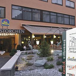 Vista esterna Storchen Best Western Fotos