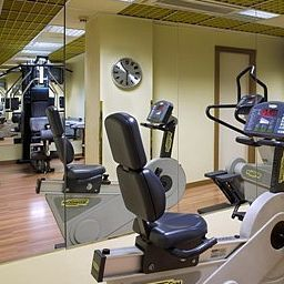 Fitness room UNA Hotel Scandinavia Fotos