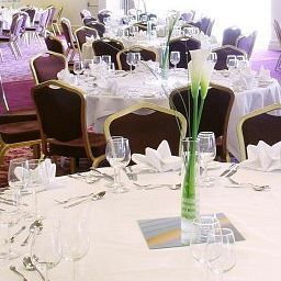 Banqueting hall The Bristol Hotel Fotos