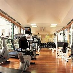 Fitness room Grand Hotel et de Milan Fotos