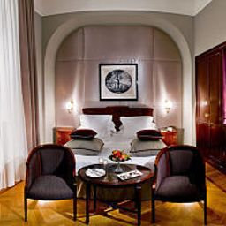 Room Grand Hotel et de Milan Fotos