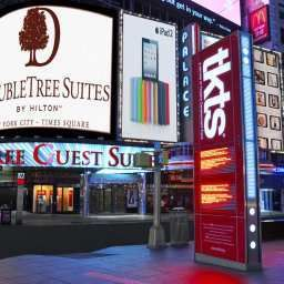 Vista esterna DoubleTree Suites by Hilton New York City  Times Square Fotos