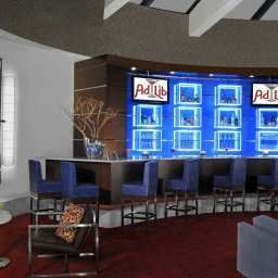 Bar DoubleTree Suites by Hilton New York City  Times Square Fotos