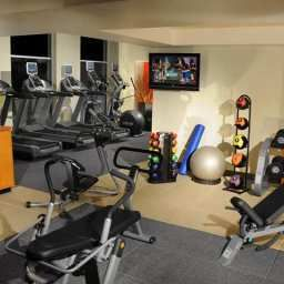 Wellness/fitness DoubleTree Suites by Hilton New York City  Times Square Fotos