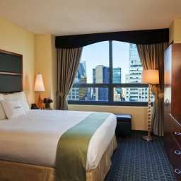 Suite DoubleTree Suites by Hilton New York City  Times Square Fotos