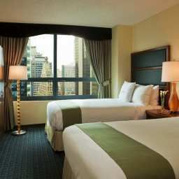 Camera DoubleTree Suites by Hilton New York City  Times Square Fotos