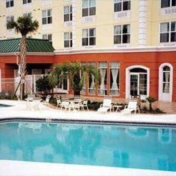 Piscina FL  Orlando Airport Country Inn & Suites By Carlson Fotos