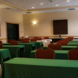 Sala de reuniones FL  Orlando Airport Country Inn & Suites By Carlson Fotos