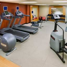 Wellness/Fitness DoubleTree by Hilton Washington DC Fotos