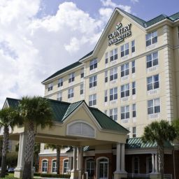 Vista exterior FL  Orlando Airport Country Inn & Suites By Carlson Fotos