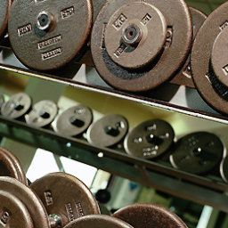 Wellness/fitness area Sofitel Plaza Hanoi Fotos